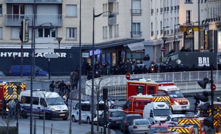 Ataque contra tienda en París | Thomas Samson | AFP