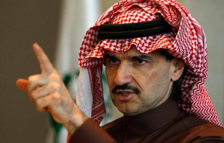 Prince Al-Waleed bin Talal | Facebook