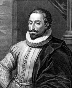 Imagen de Cervantes