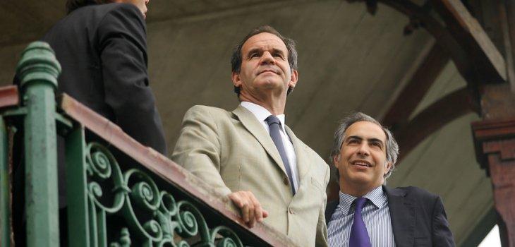 Andrés Allamand y Francisco Chahuán | Cristian Opazo | AgenciaUNO