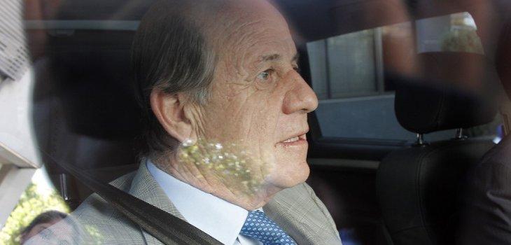 Carlos Alberto Délano   Archivo / Agencia UNO