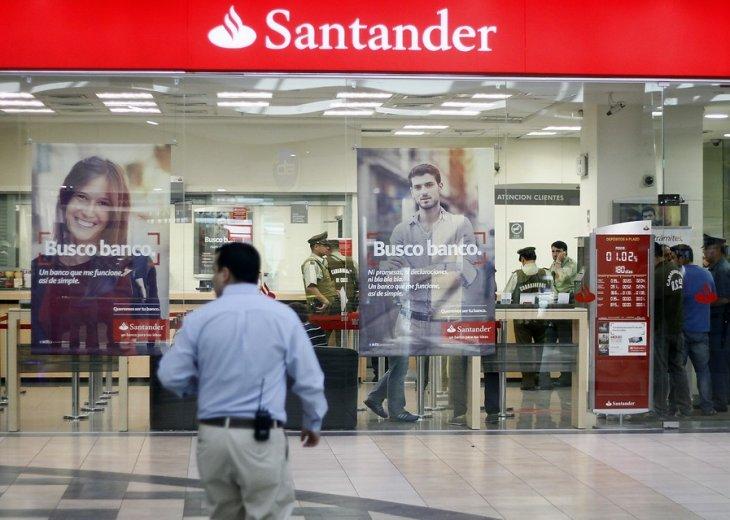 Asalto a Banco Santander | Francisco Castillo | Agencia UNO