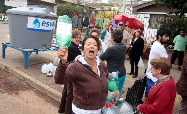 Sebastián Cisternas | Agencia UNO