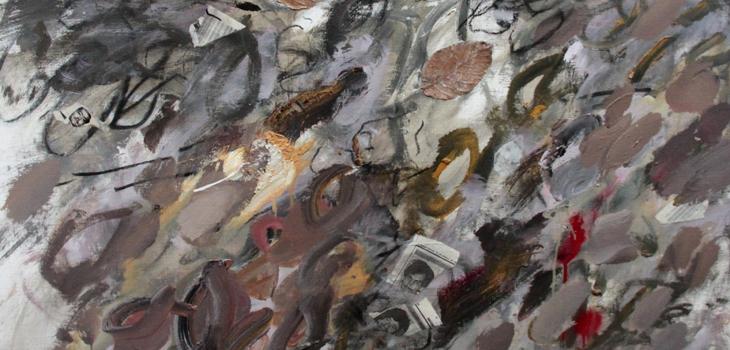 Detalle de Acumulación n1 (1988)Balmes, Museo de la Memoria (c)