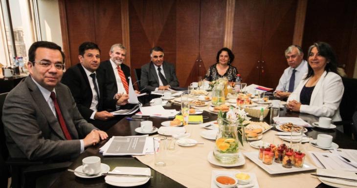 Reunión Plan Nacional de Economía Creativa