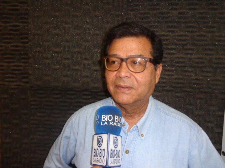 Historiador Sergio González | Cristián Núñez