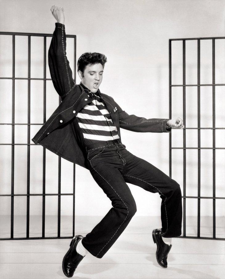 Elvis Presley  en Jailhouse Rock | Wikipedia