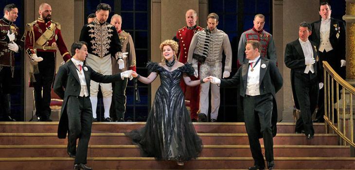 La viuda alegre, Teatro Nescafé de las Artes (c)