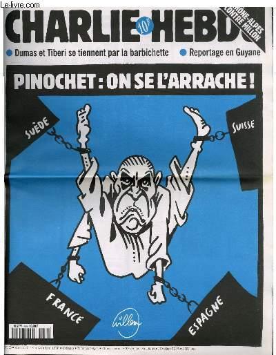 Pinochet 355 charlie hebdo