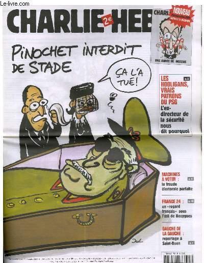 Pinochet 776 Charlie Hebdo