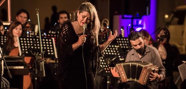 Tango sinfónico. Festival ARC. | Francisca Núñez