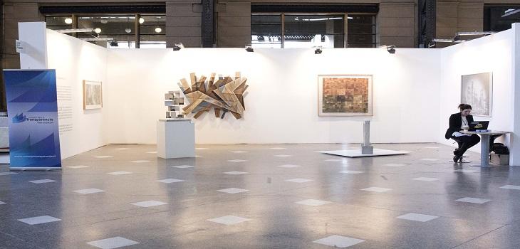 Colección TransparentArte expuesta en Ch.ACO 2014