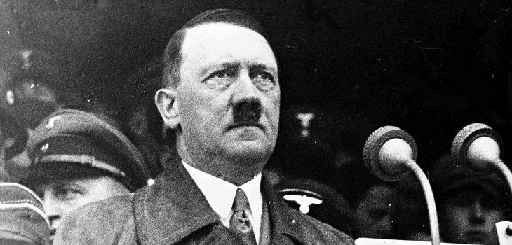 Adolf Heil Hitler, lo bueno.