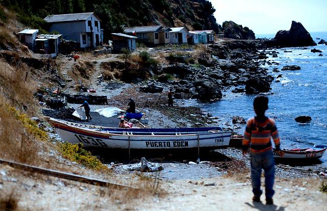 Caleta Canteras | Maribel Fornerod | Agencia UNO