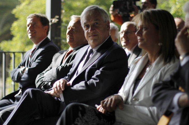 Sebastián Piñera | Alvaro Cofre | Agencia UNO