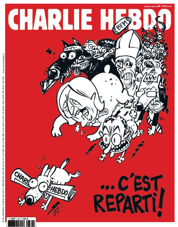 Charlie Hebdo 1179