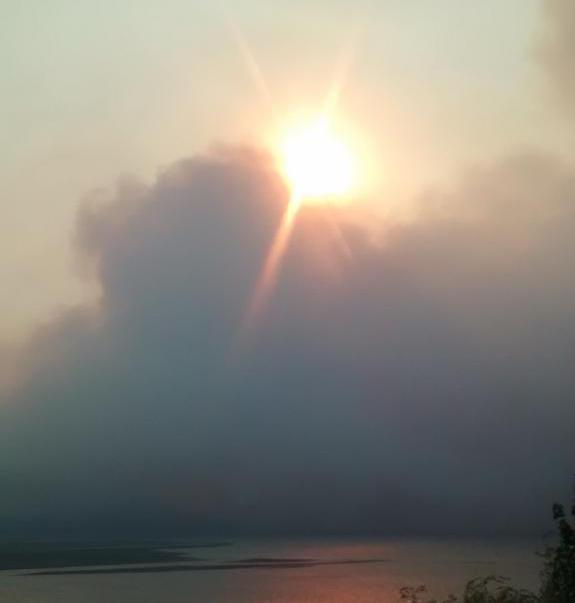 Cielo en Concepción