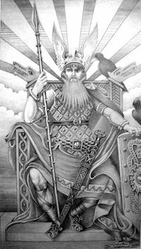 Odin / Wikimedia