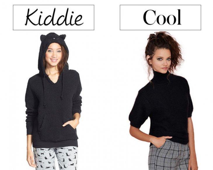 Infantil vs Cool | Cosmopolitan