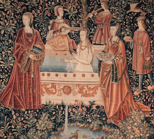 La Bañera (Fines de siglo XV) | Museo Nacional de la Edad Media de París