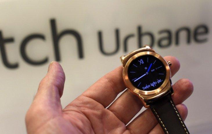 El Watch Urbane LTE | AFP Photo
