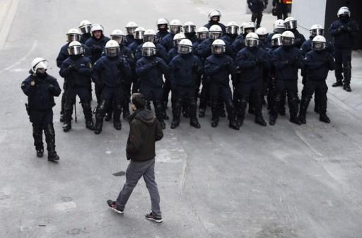 ODD ANDERSEN | AFP PHOTO