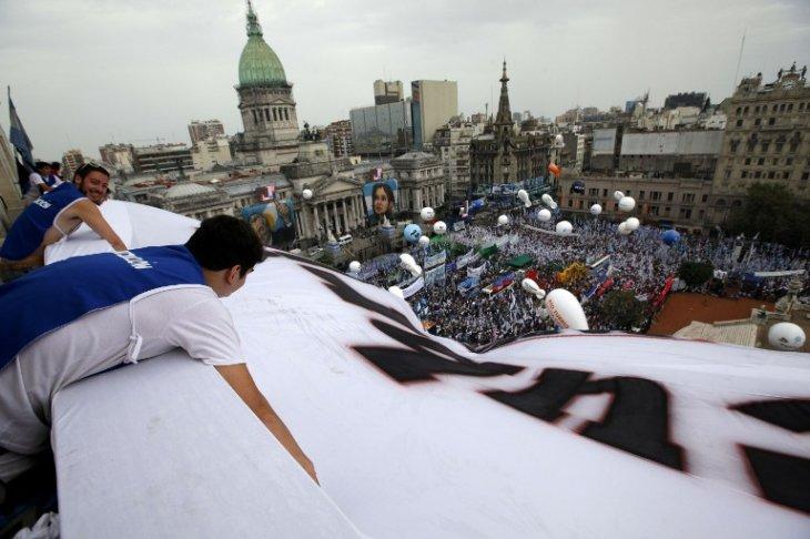 Emiliano Lasalvia | AFP