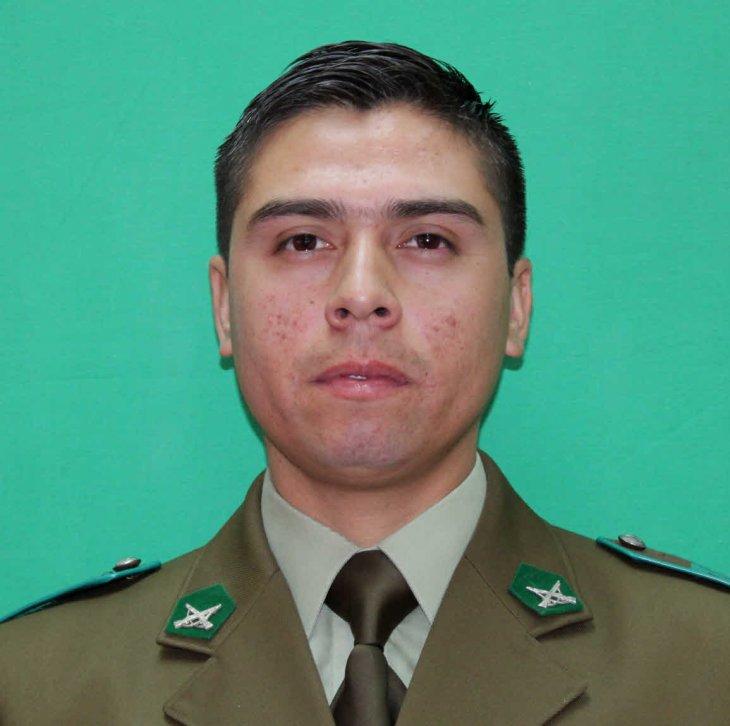 Alejandro Rodrigo Gálvez Gálvez | Carabineros de Chile