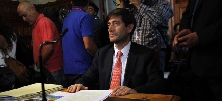 Abogado Julián López | �lvaro Cofré | Agencia UNO