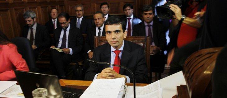 Fiscal Gajardo | �lvaro Cofré | Agencia UNO