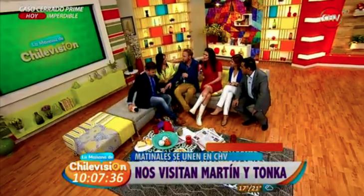 Captura de pantalla / CHV