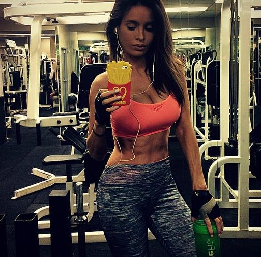 Sarah con 6 meses de embarazo | Instagram