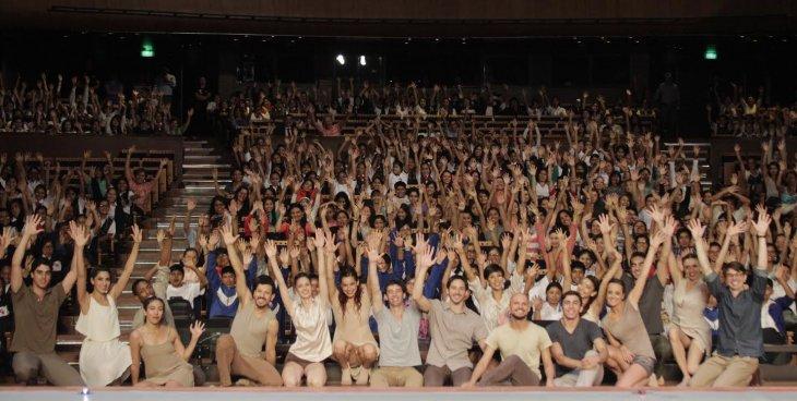 Público Teatro Nacional de Lima