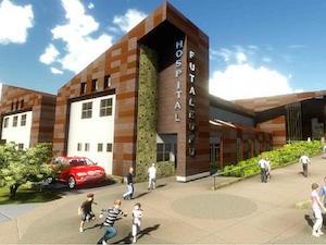 Proyecto Hospital Futaleufú