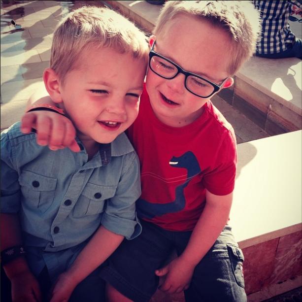 Seb y su hermano menor   Force of Nature