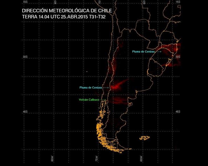 Dirección Meteorológica de Chile | Facebook