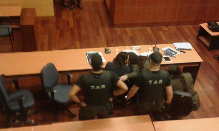 Control de detención | Lorena Cruzat | (RBB)