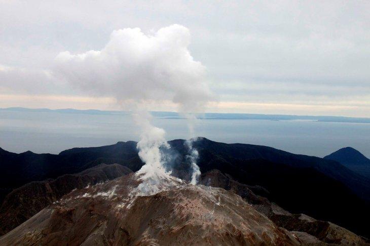 Volcán Chaitén | Agencia UNO