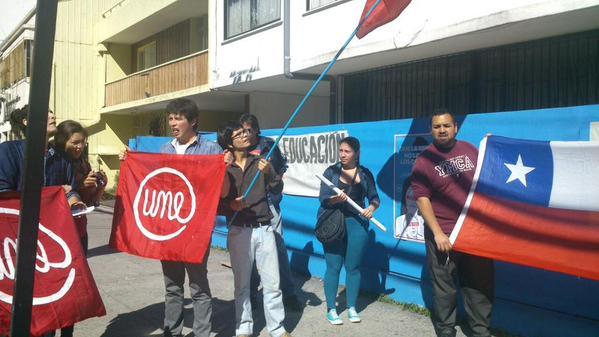 UNE Concepción | @UNE_Concepcion