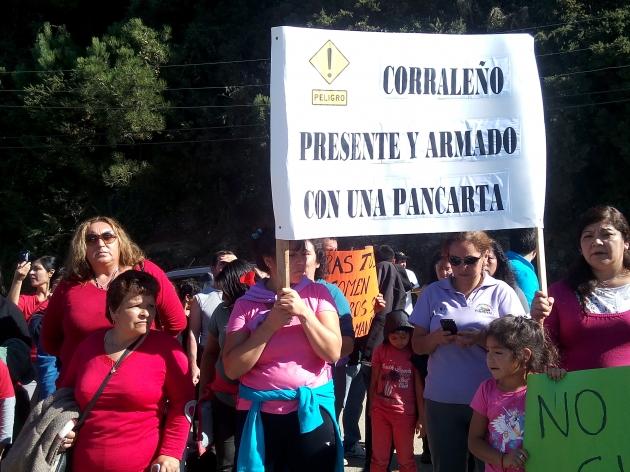 Movilización contra la contaminación de CHIP | ROSIEL GONZALEZ