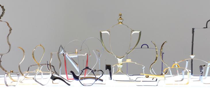 Línea discontinua (detalle), Isidora Correa, Galería Patricia Ready (c)
