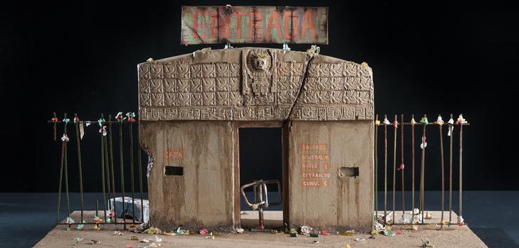 Puerta del sol, Nicolás Grum, Galería Patricia Ready (c)