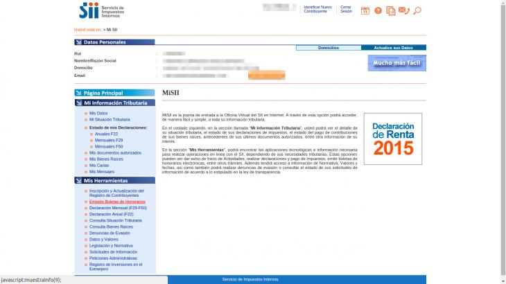 BioBioChile | www.sii.cl