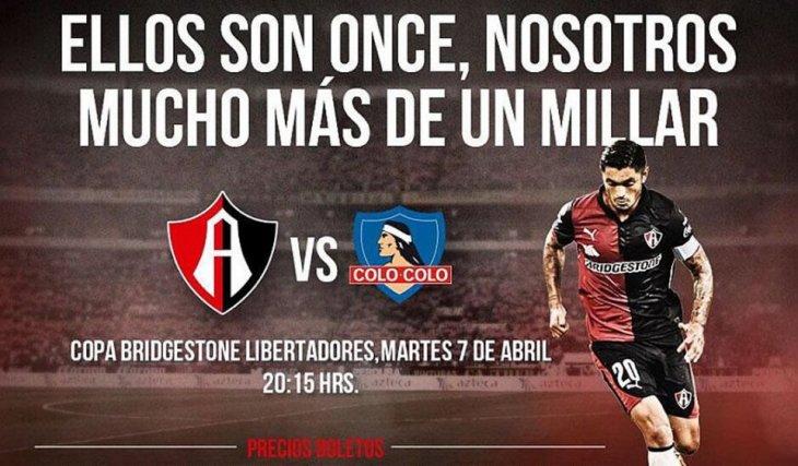 Twitter Atlas FC