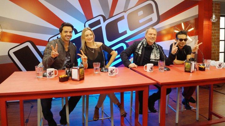 Los coaches de The Voice Chile | Eduardo Woo / BBCL