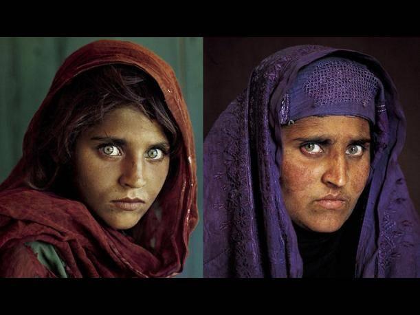 Antes y después | Steve McCurry