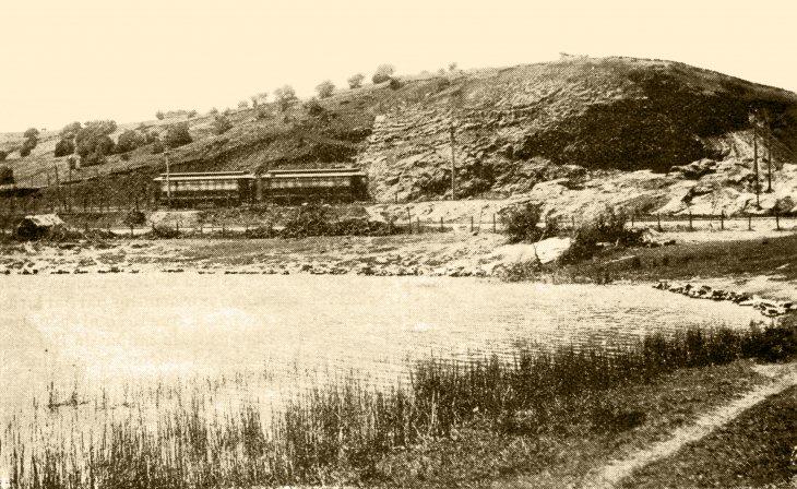 Camino de Los Carros | Archivo Histórico de Concepción