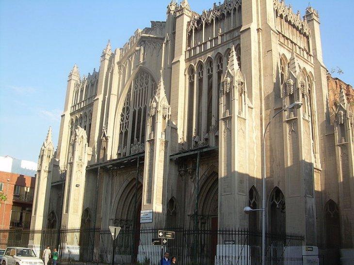 Basílica del Salvador   Juan du Mal en Wikimedia Commons (CC)