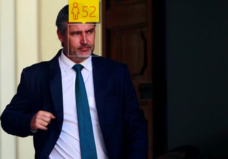Fulvio Rossi | How Old: 52 años | Edad real: 44 años
