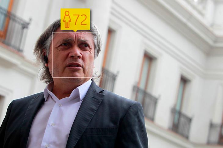 Alejandro Navarro | How Old: 72 años | Edad real: 56 años